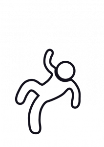 Parkour movement Icon for the collective movements