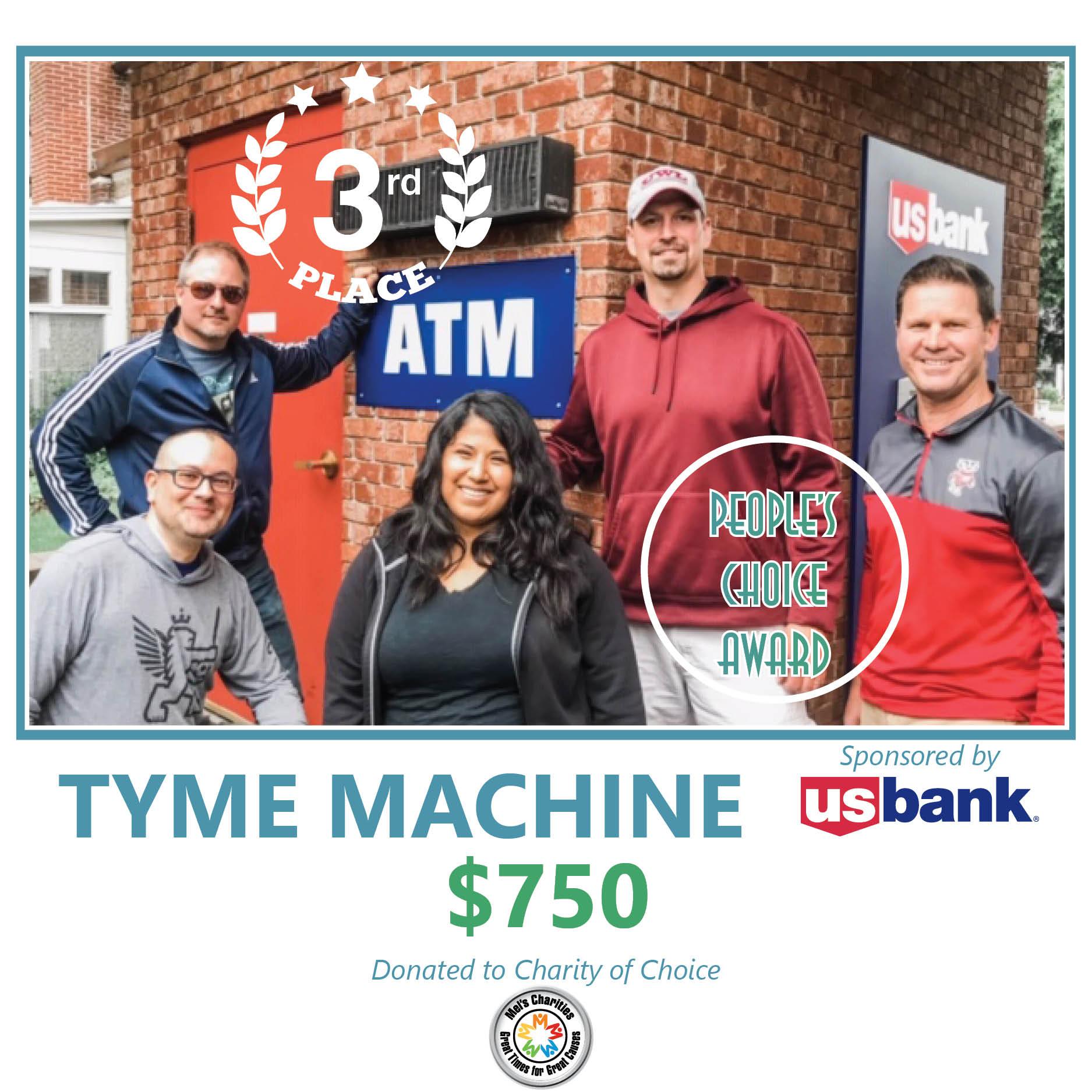 2019 BOTIB Winners_TYME Machine_GatheringontheGreen
