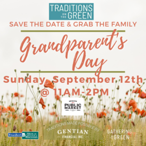 Sept – Traditions – Grandparents Save The Date