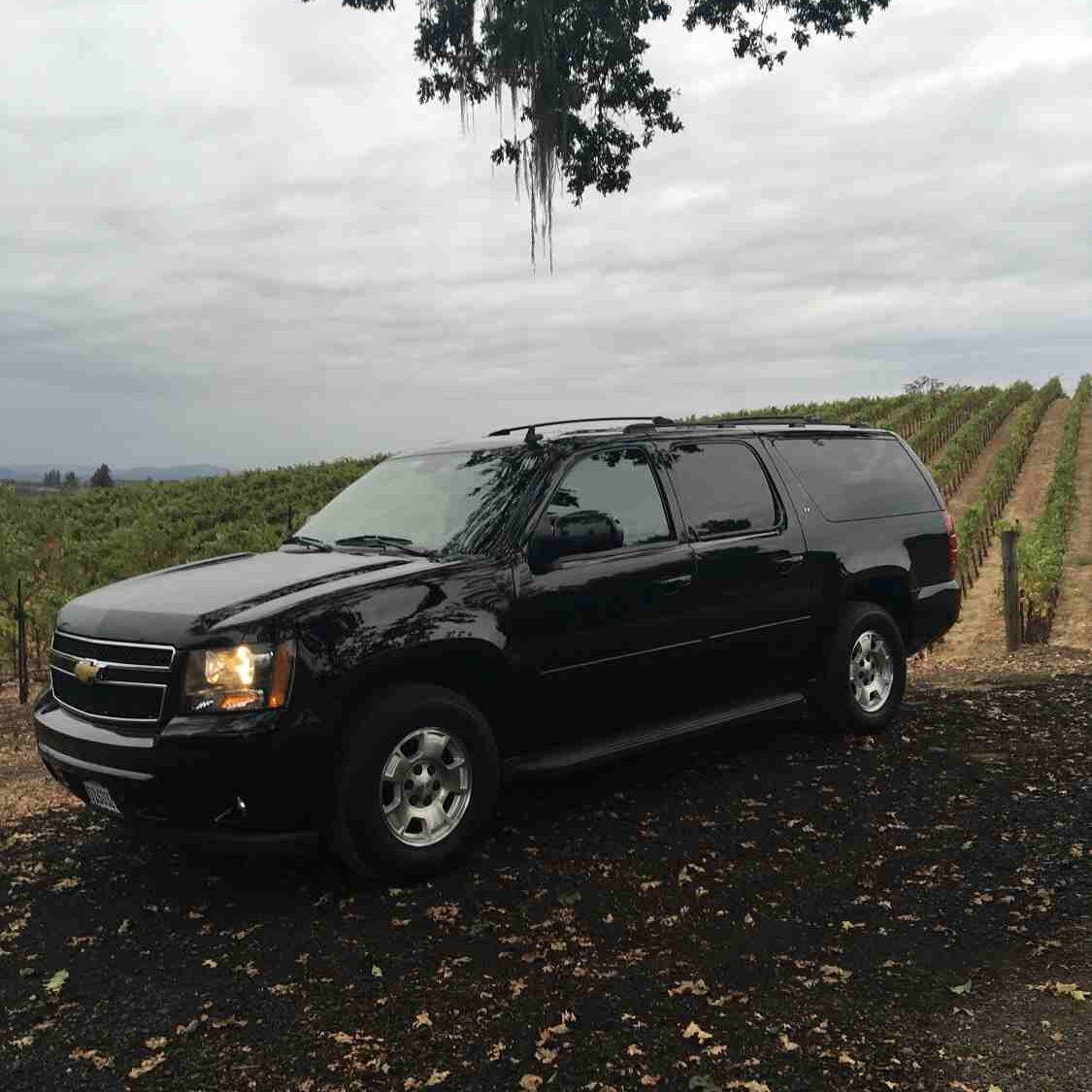 Napa Valley SUV