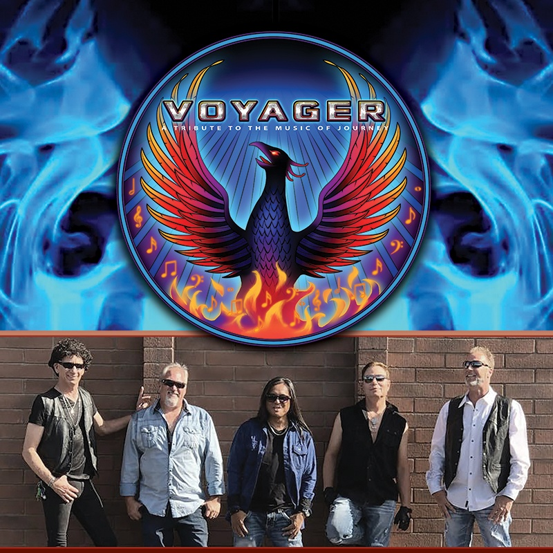Voyager A Tribute to Journey