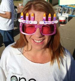 My annual birthday tradition - the HandsOn Phoenix Serve-a-Thon!