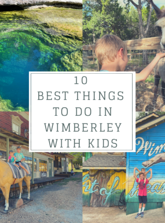 10 Best Things To Do in Wimberley With Kids