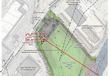 Plans for a Rain Garden in Dickson City Borough are Taking Shape