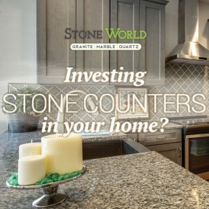 Invest in Stone Counters for Your Home