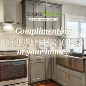 Complimenting Countertops in Your Home