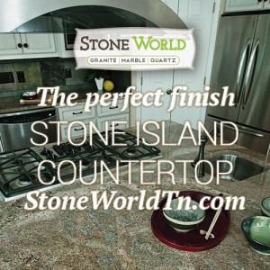 Stone Island Countertop