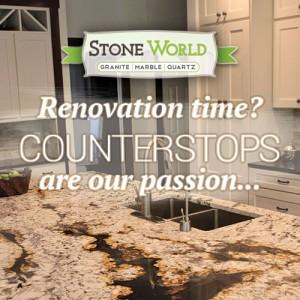 Kitchen Renovation - Countertops