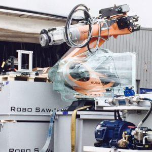Stoneworld Robo SawJet Delivery