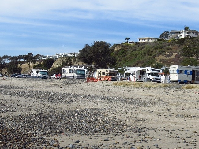 Athena pointed out all those RV's and said if we got that bird, we would have to share with all them. She was right, it just would not be worth the time, there would be none left for us.