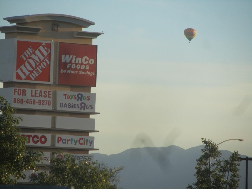 Time for groceries, WINCO is located in indio off the Jackson Exit of I-10 Well we have had plenty of fun playing around the Palm Desert area. Good Evening and Good Night