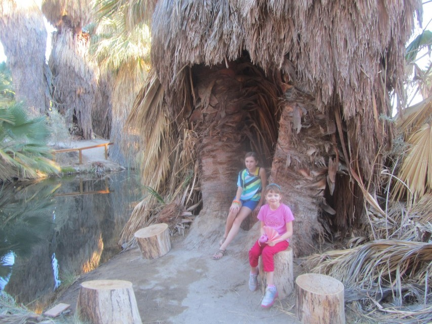 Holly and Danielle found Jack Sparrow's hide out. When he returns, he will have to fight them for it.
