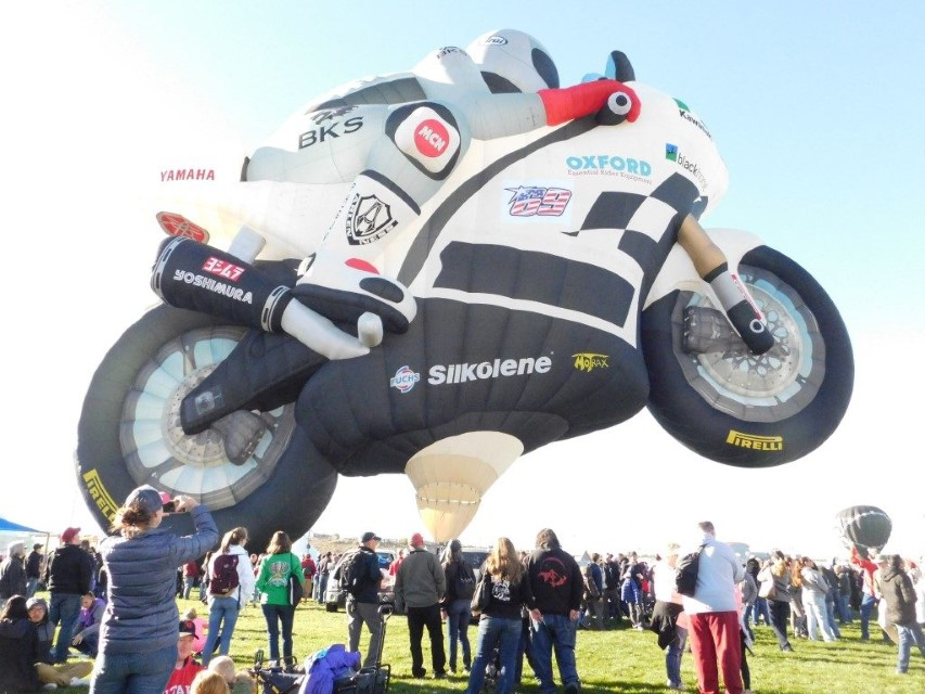 Largest motorcycle ever