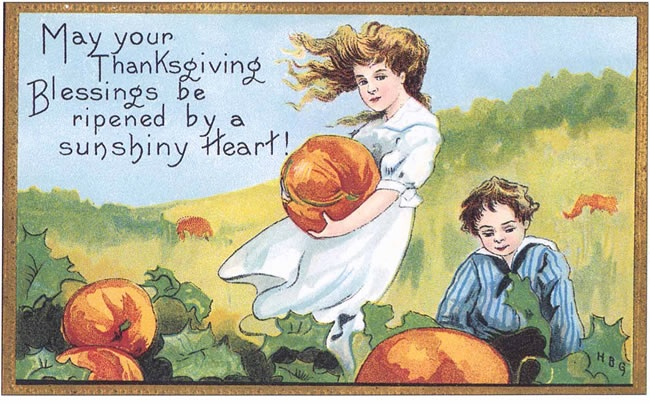 A Thanksgiving Birthday