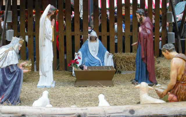 Chicago Nativity