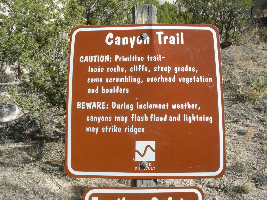 Tent Rock National Park