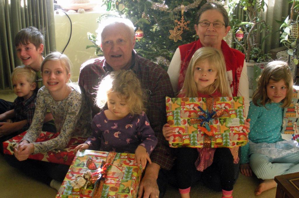 Middle of the Grandchildren