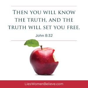 Lies Women Believe and the Truth That Sets Them Free