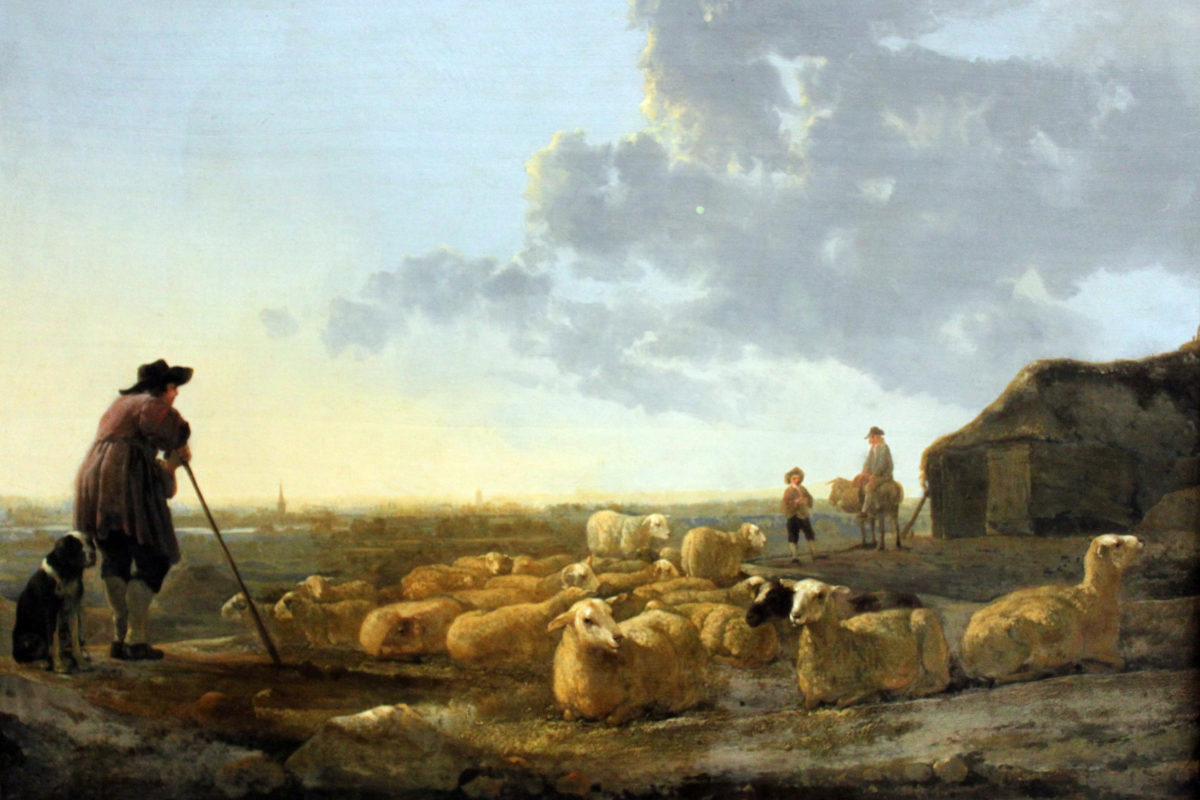 The Good Shepherd: A Story to Share with a Child