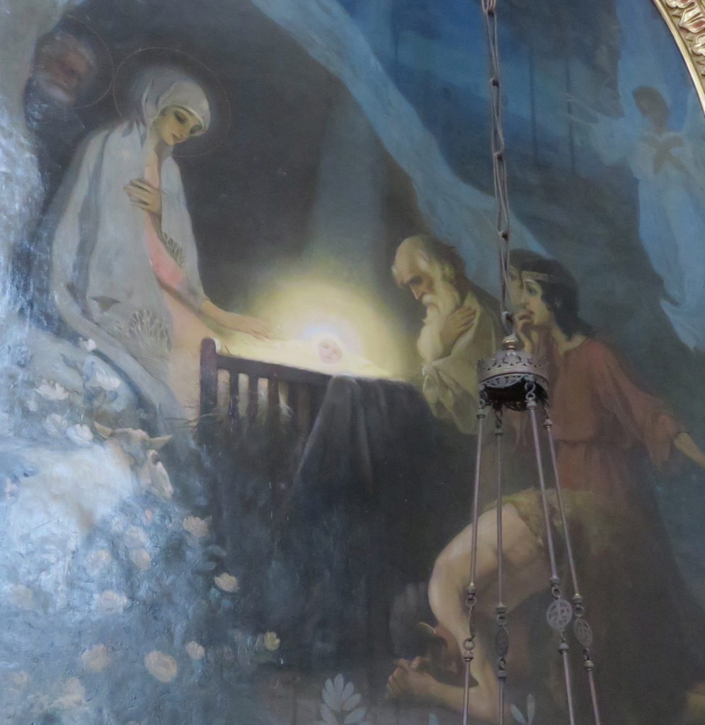 Birth in Bethlehem
