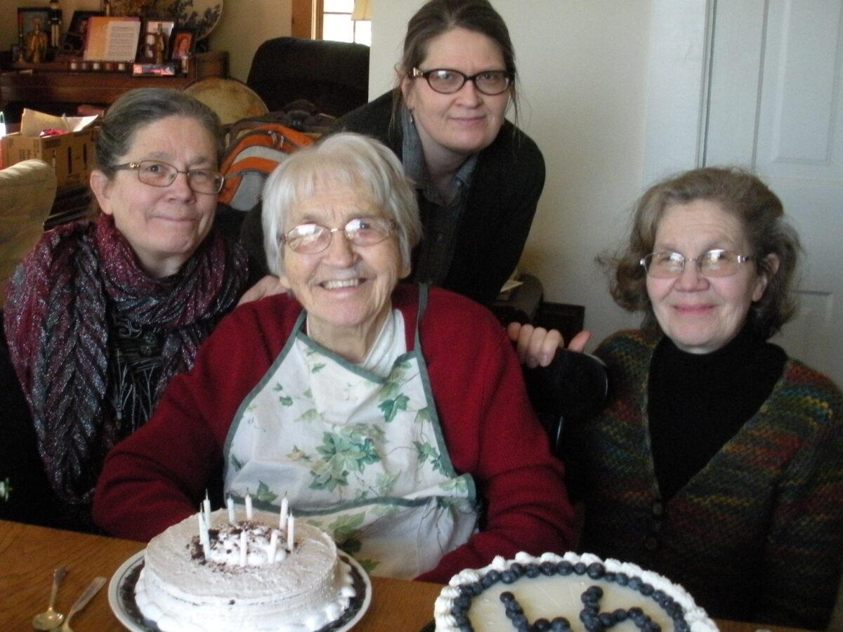 Mom at Rest: December 14, 2020