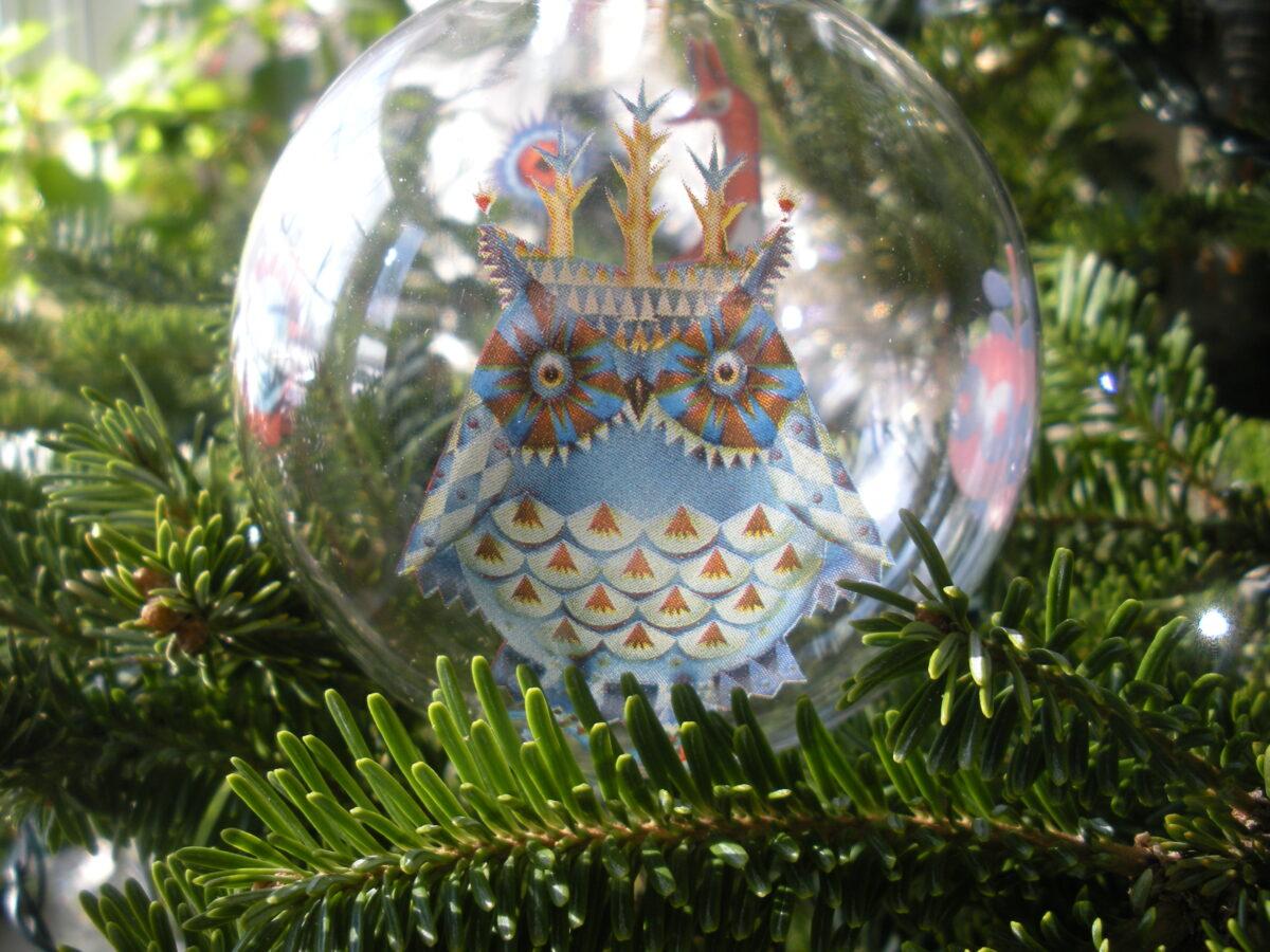 Twelve Owls of Christmas