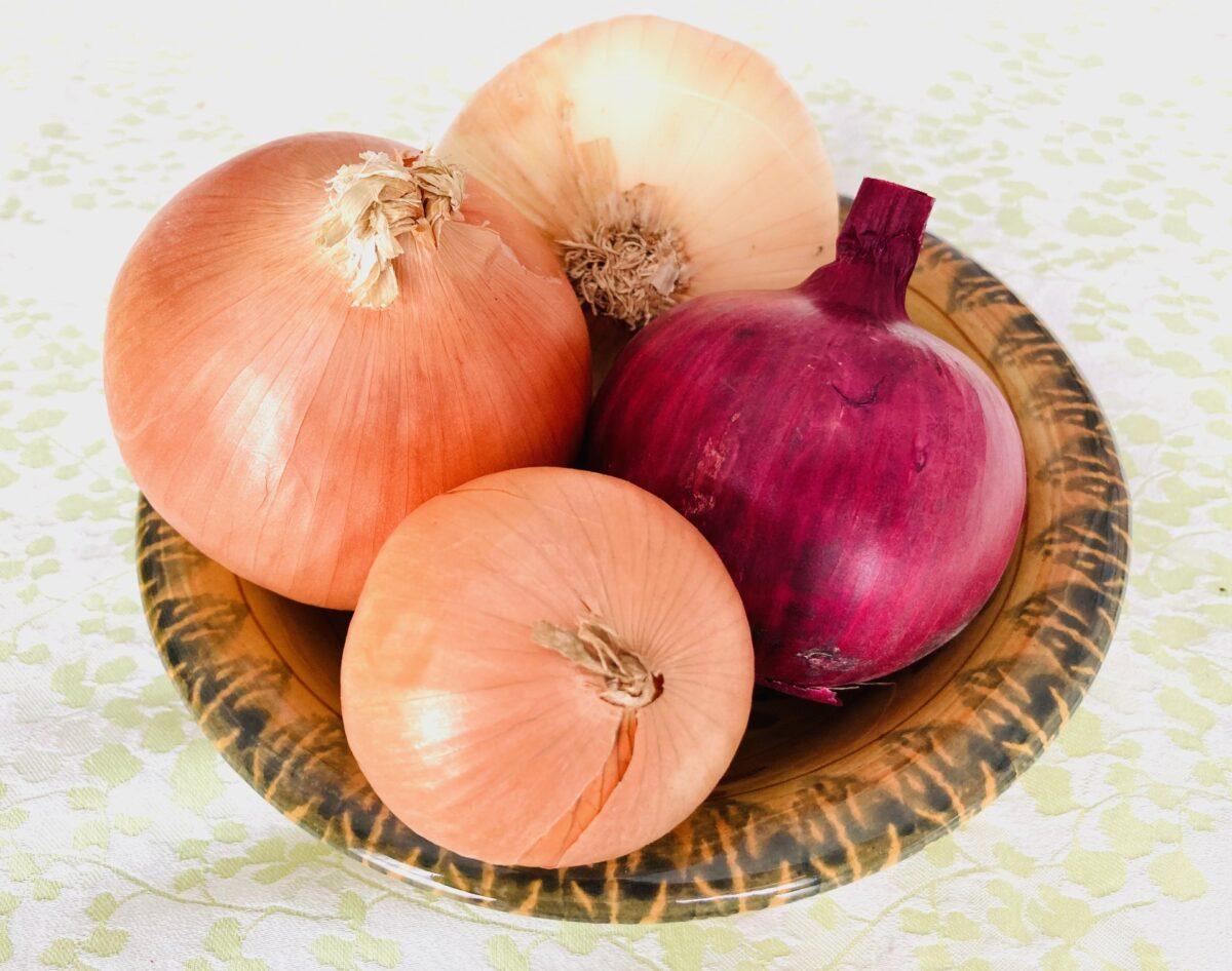 Quercetin: A Flavonoid in Onions