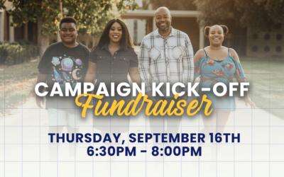 Campaign Kick-Off Fundraiser