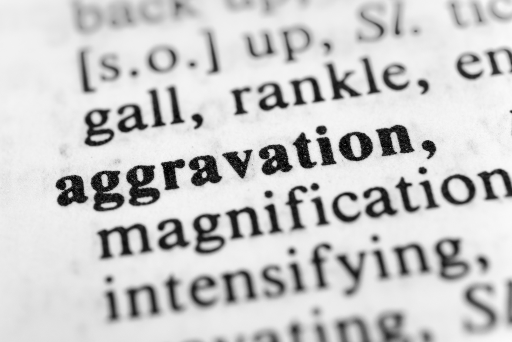 Aggravations: Is the Healing Crisis Desirable or Necessary