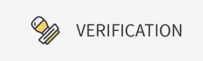 Verification tab