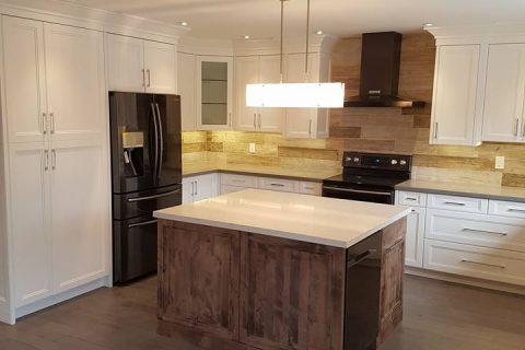 Renovation: Kitchen Replacement