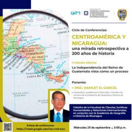 Continuidad a conferencias en el marco del bicentenario