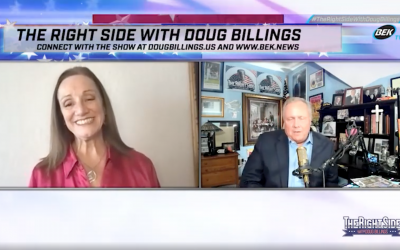 EXCLUSIVE: Clay Clark, Lin Wood and Maria Strollo Zack on The Right Side with Doug Billings (Part 4)