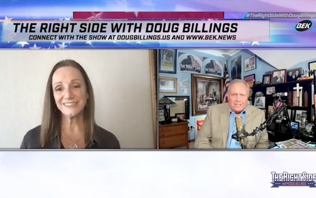 EXCLUSIVE: Lin Wood and Maria Strollo Zack on The Right Side with Doug Billings (Part 3)