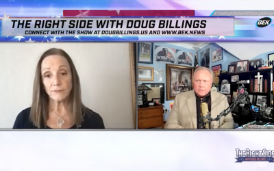 EXCLUSIVE: Ann Vandersteel, Lin Wood and Maria Strollo Zack on the Right Side with Doug Billings (Part 2)