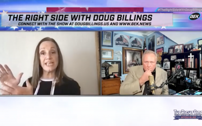 EXCLUSIVE: Lin Wood and Maria Strollo Zack on The Right Side with Doug Billings (Part 1)