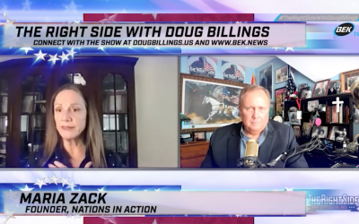 Doug Billings' latest interview with Maria Strollo Zack