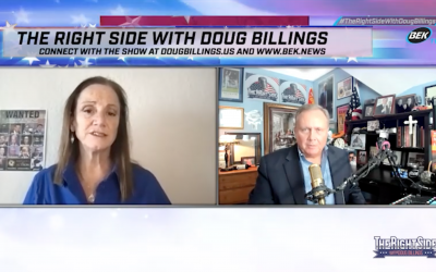 Doug Billings' latest bombshell interview with Maria Strollo Zack
