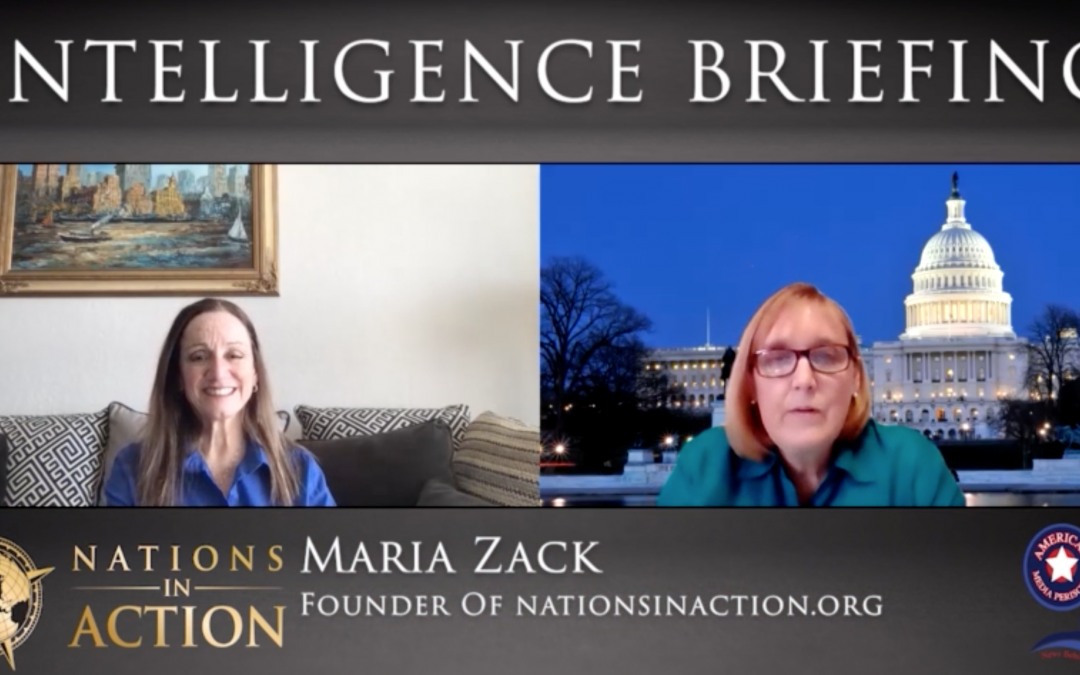 EXCLUSIVE: Maria Strollo Zack on Intelligence Briefing with American Media Periscope