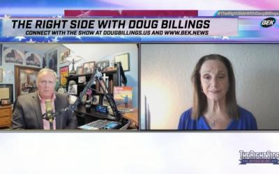Doug Billings brings on Maria Strollo Zack