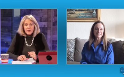 LIVE Interview: Maria Strollo Zack joins 'America, Can We Talk?' with Debbie Georgatos