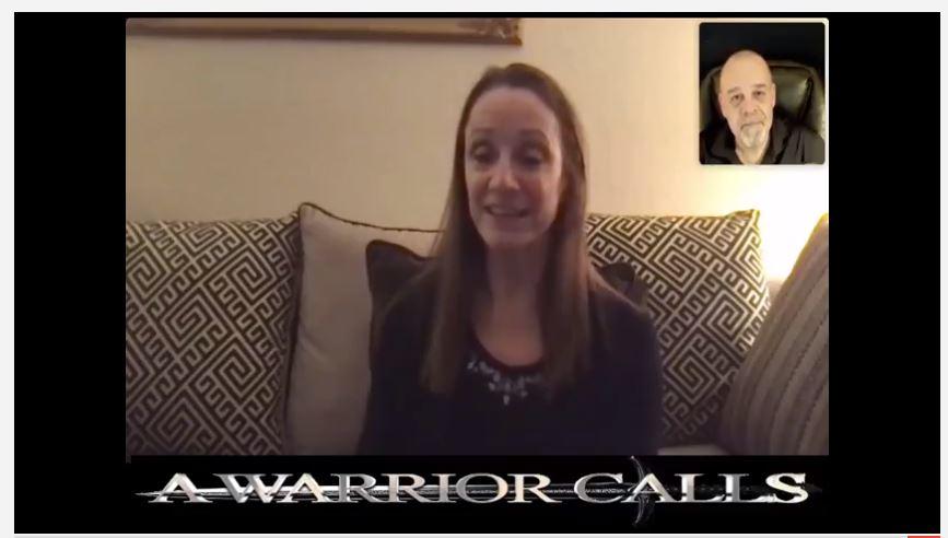 LIVE STREAM: Maria Strollo Zack on A Warrior Calls