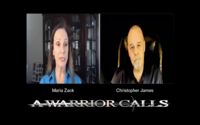 Maria Zack joins Christopher James on A Warrior Calls
