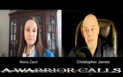 Maria Zack returns on A Warrior Calls to break news on the shadow government