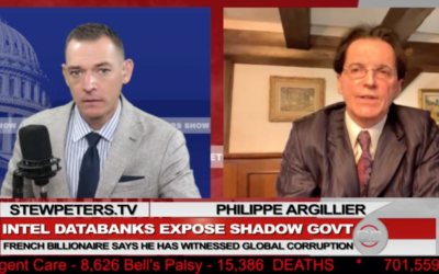 Maria Zack and French Billionaire Expose Global Corruption with Databanks on the Stew Peters Show