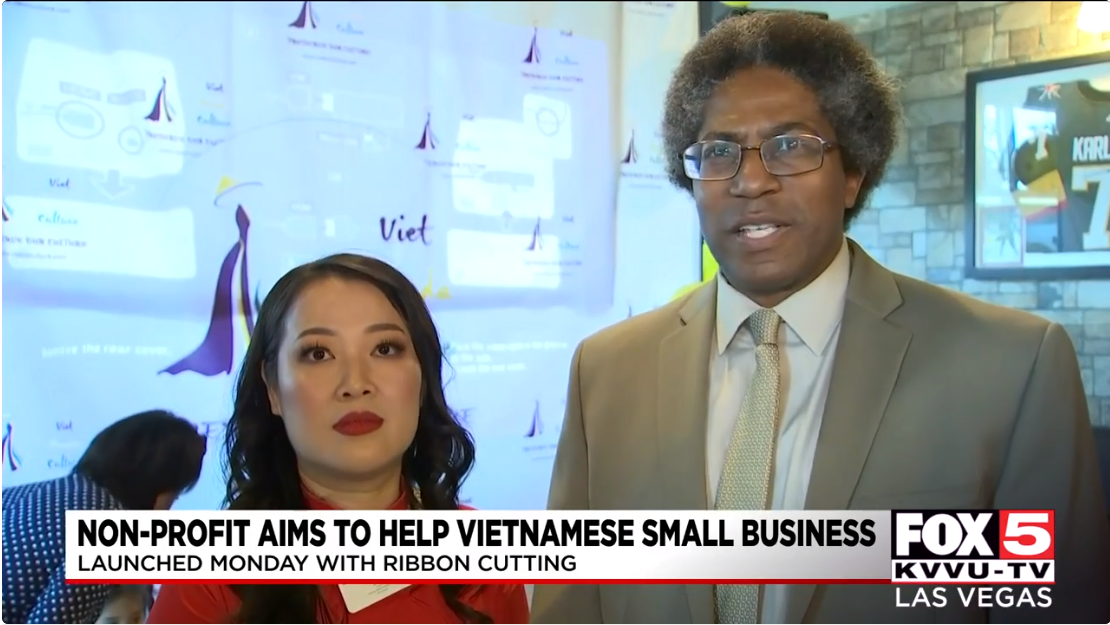 NVGrow Helps Viet Nevada Culture Launch to Support Vietnamese Small Businesses