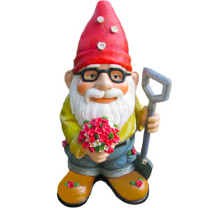 The Beautiful Gift of Flowers Gnome by Twig & Flower™