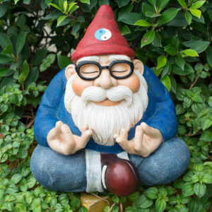 The Ohm Gnome by Twig & Flower™