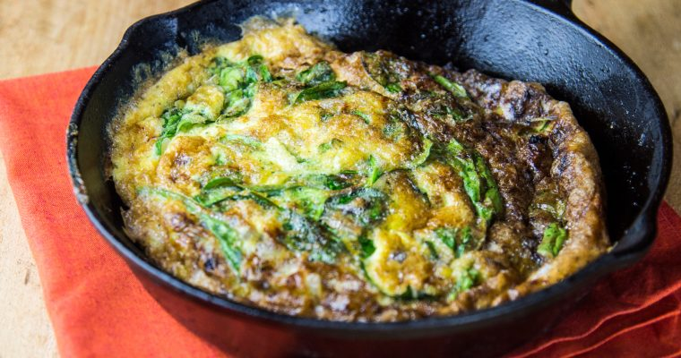 Mixed Veggie Frittata