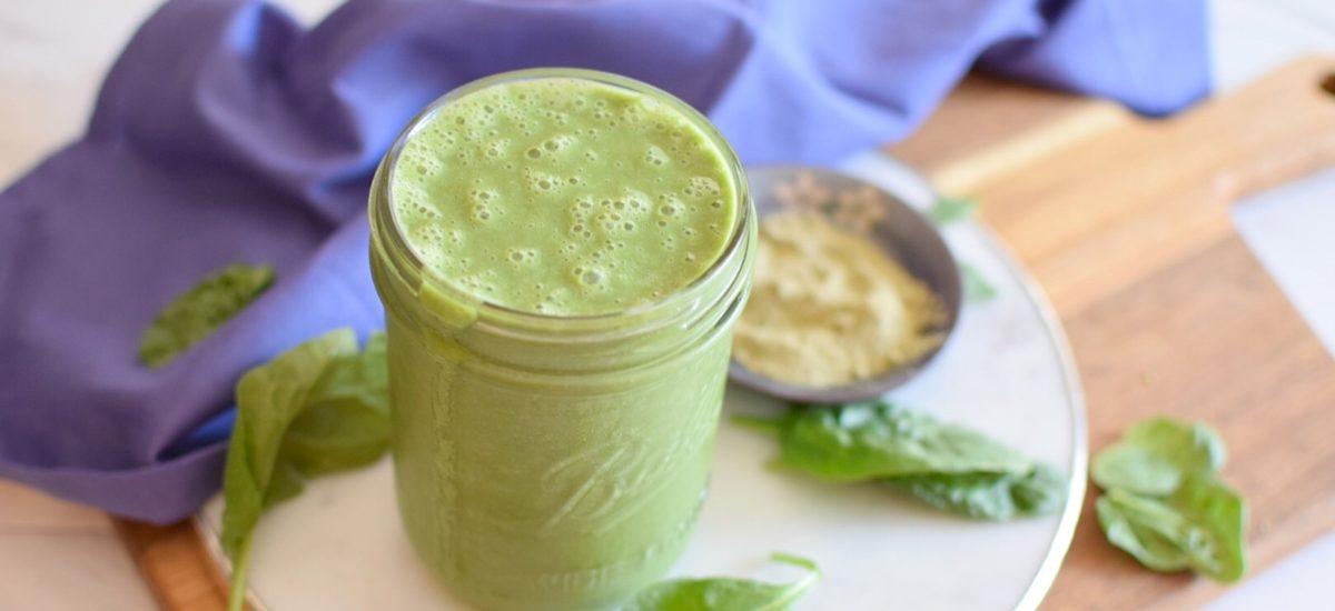 My Favorite Green Smoothie